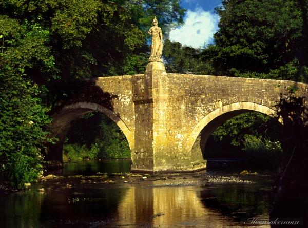 Iford Bridge by Moonrakerman