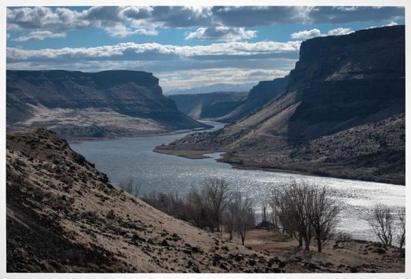 Snake River - Swan Falls area - Idaho, U.S.A. by John_Fraser