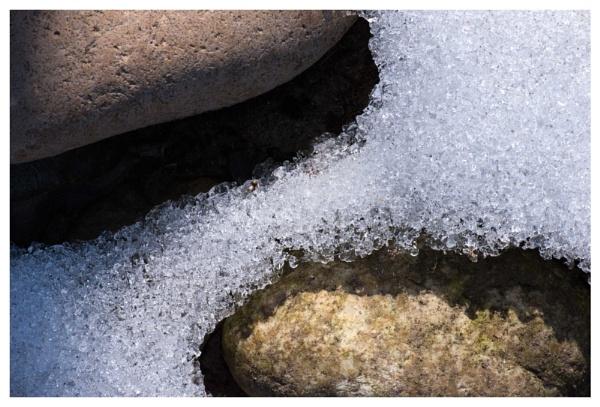 Rocks & Ice Crystals by John_Fraser