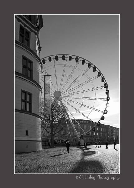 "The Duesseldorf \""Eye\"" 3 by CathyI"