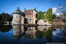 Castle Reflection