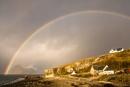Rainbow at Elgol