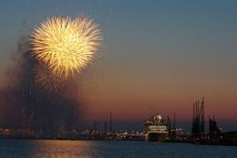 P&O Ventura's Launch Celebrations