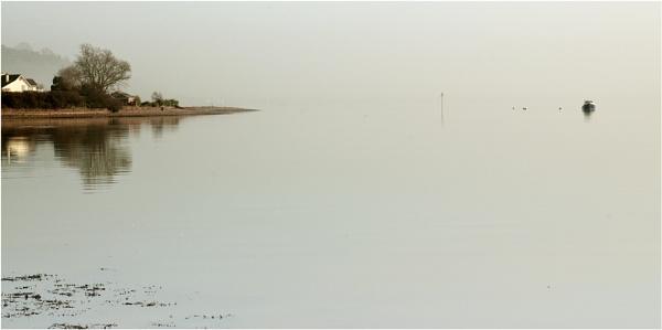 Fog on the Teign? by RockArea