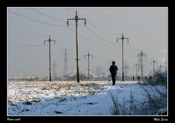 Power walk by oldgreyheron