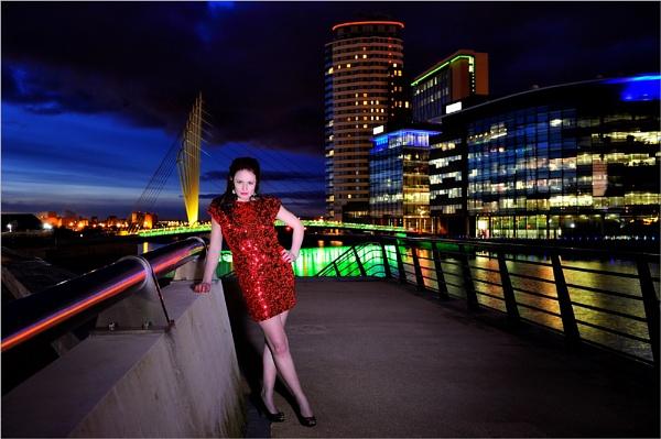 Bright Lights Big City by dathersmith