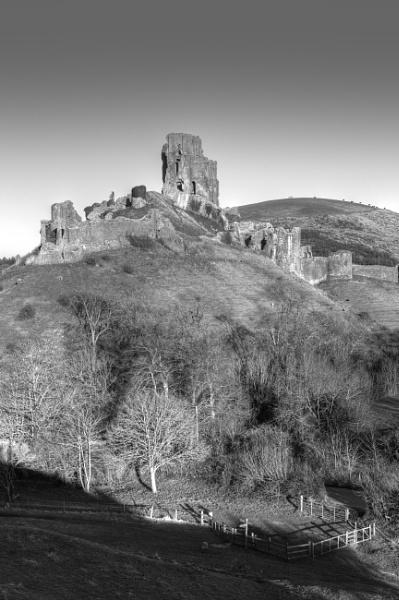 The castle in winter by greatdog