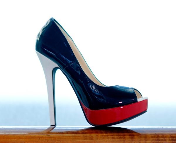 shoescape #1 by delboy1145