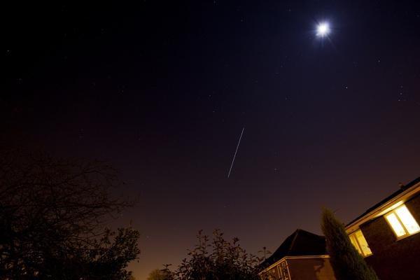 ISS leaving by MrGoatsmilk