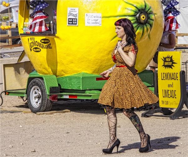 Lemon maide by Daisymaye