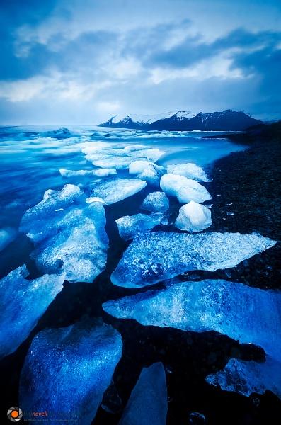 Jökulsárlón Glacier Lagoon by Emu72
