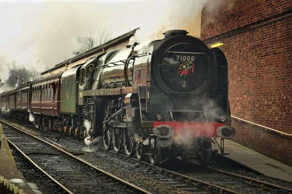71000  Duke of Gloucester by Cliff_P