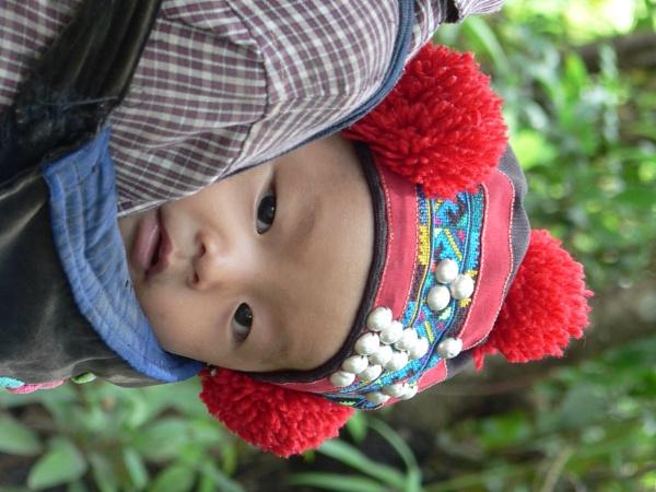 Hilltribe baby... by chrisdunham