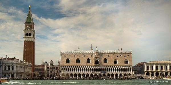 Venice Panorama by Alan_Baseley