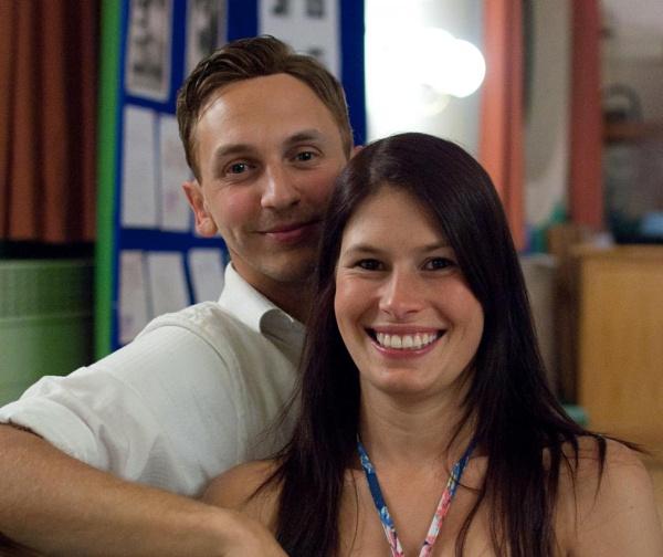 Jono & Kirsty by GavChap