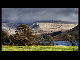 Wastwater-before the snowfall