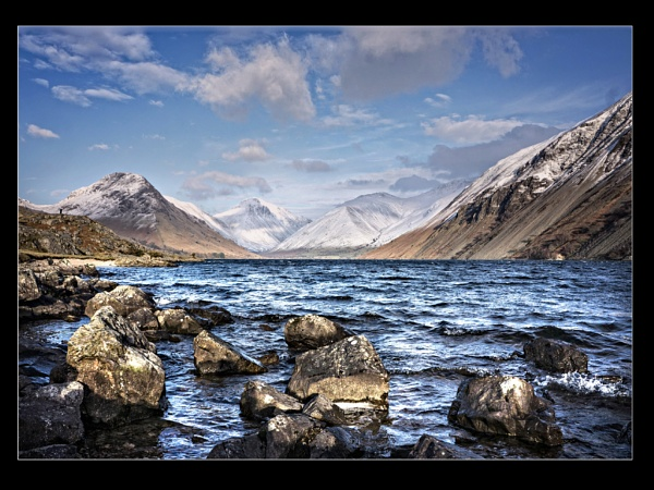 Wastwater-waterside by JohnAStevens