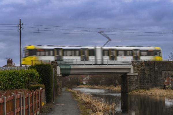 fastest tram in rochdale by eric2005