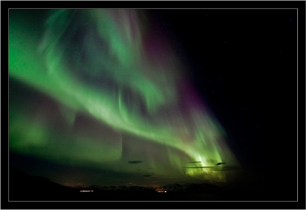 Northern Lights at Tromsø by old timer