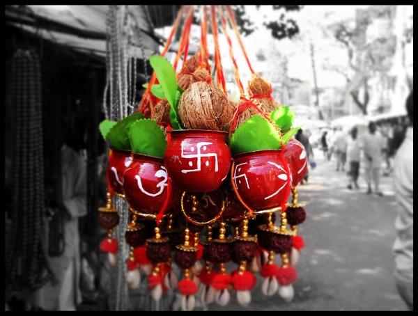 Colour of Devotion.. by Dibyajit