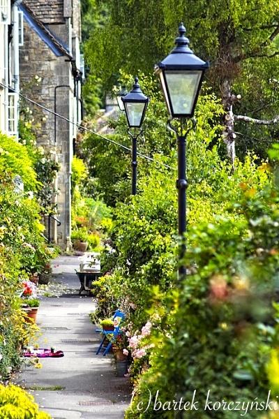 Small street...