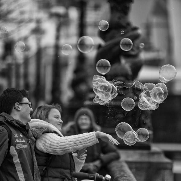 Breaking London Bubbles by StephenBrighton