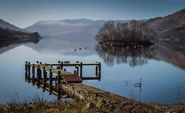 Loch Earn by Osool
