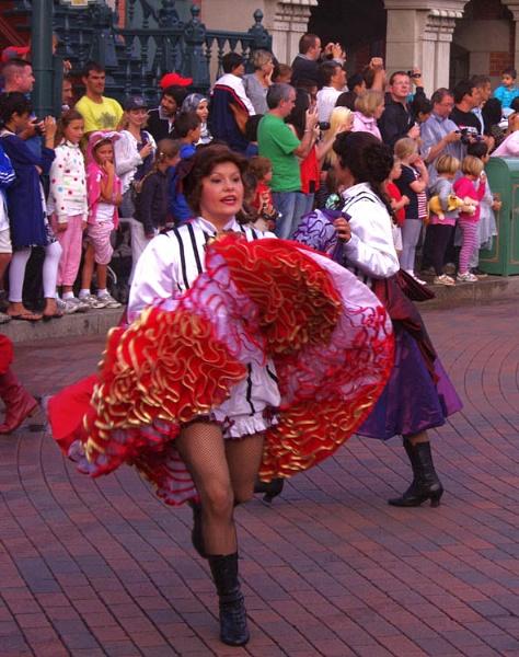 Dancer by fcc