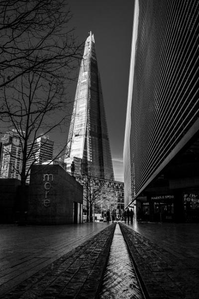 London\'s Shard by Mackem