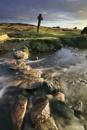 Stream at Windy Post (Dartmoor)