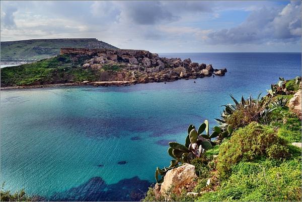Riviera Bay, Malta. Nikon D3100. DSC_0258. by rpba18205