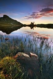 Dawn at Cregennen