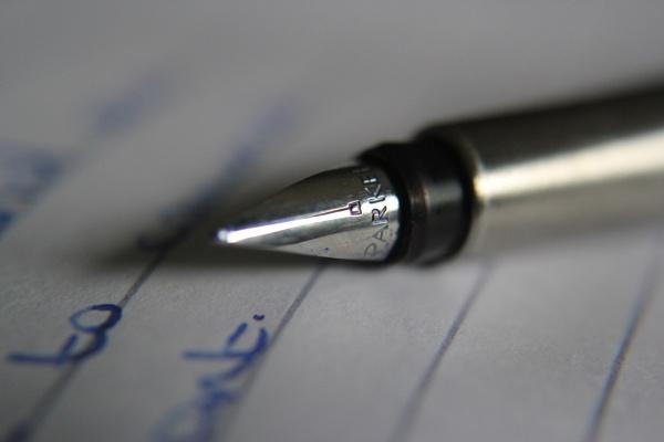 Parker pen. by kish123