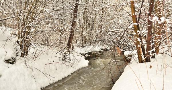 Snowy Creek by 1nikongirl