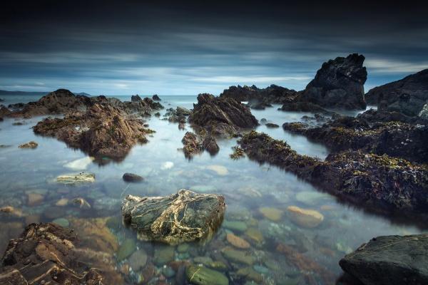 Cornish Coast by julesm