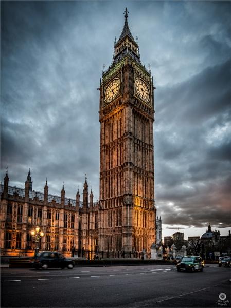 London Dusk