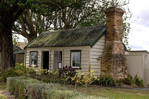 The Old Farm House by sidestep