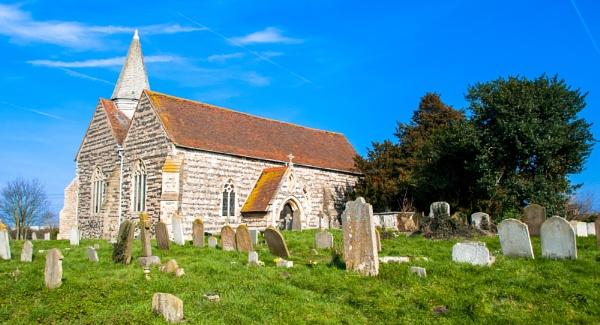 St Mary\'s, Higham, Kent by Nikonuser1