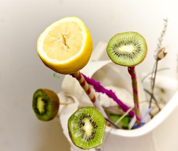Fruity Flowers by AEA