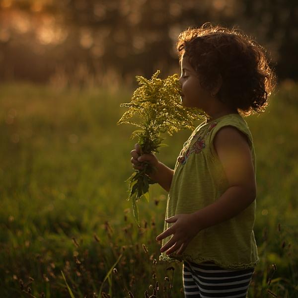 Smell the summer by ZanetaFrenn