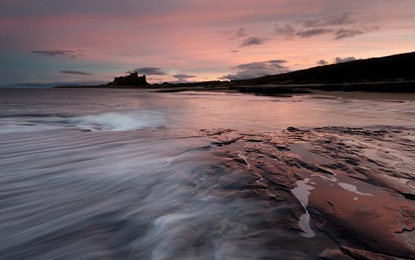 Bamburgh Last Light. by John_Horner
