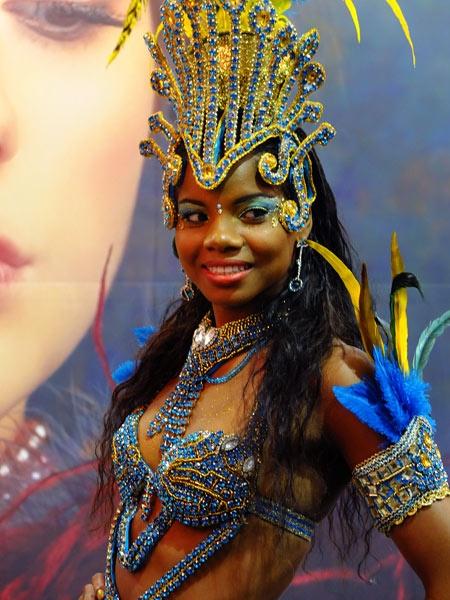 Carnival Girl by davart