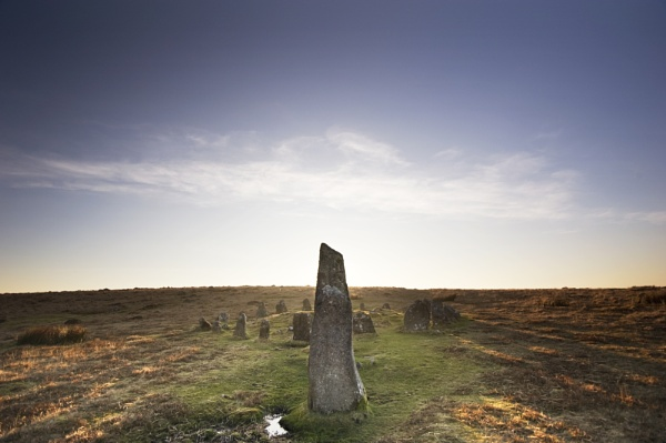 Dartmoor stones by tavm