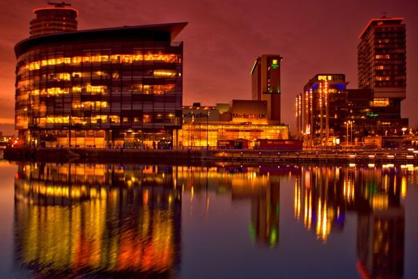 Media City UK by fredhud