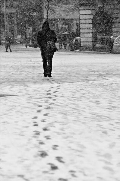 Trails by dandeakin