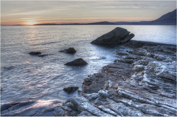 Elgol Isles Of Skye by Bravdo