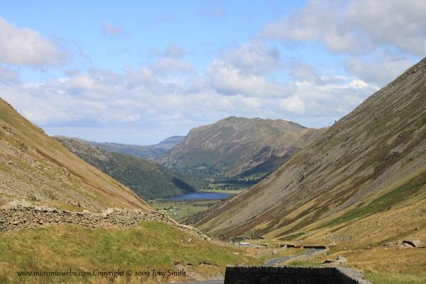Patterdale Mountain Lake District Cumbria by mio2mio