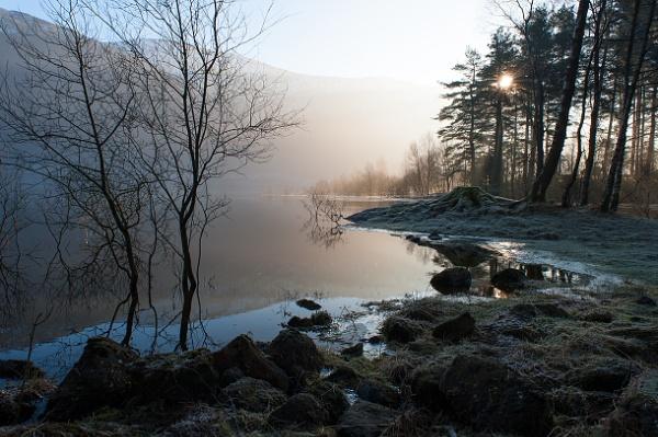 Thirlmere, Cumbria by Esge