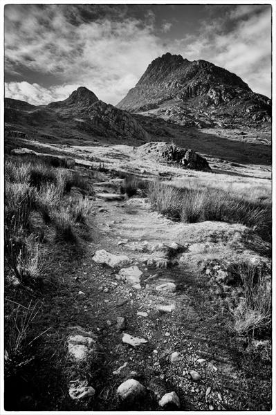 Path to Tryfan by wynn469