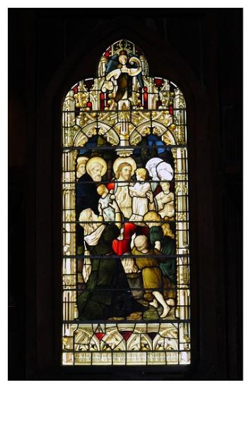 Staine Glass Window by StevenBest